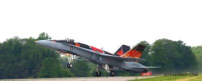 CF-18 Demonstration Team