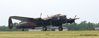 Lancaster on the roll