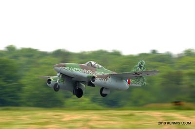 "Me 262 ""Schwalbe"" (Swallow)"
