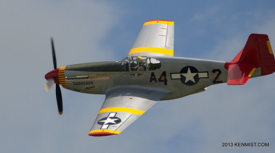 Red Tail Squadron P-51C Mustang