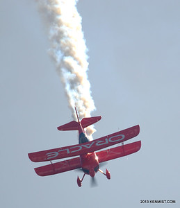 Sean D. Tucker at Great Lakes International Air Show