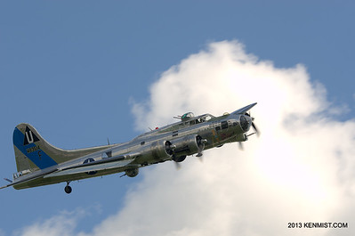 Sentimental Journey B-17