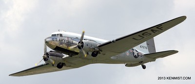 "Douglas C-47D Skytrain ""Yankee Doodle Dandy"""
