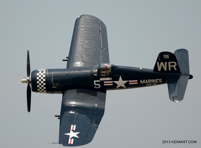 Dave Folk and the  F4U Corsair