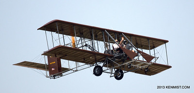 Wright B Flyer replica