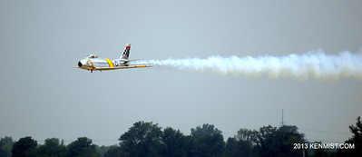 Paul R. Wood and the F-86 Sabre