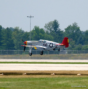 Bill Shepard and the Redtail Project P-51C Mustang