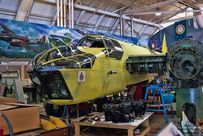 Bristol Bollingbrolke at the Canadian Warplane Heritage Museum 2015 SkyFest