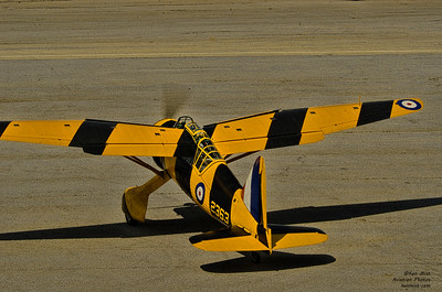 Canadian Warplane Heritage Museum Westland Lysander at 2015 SkyFest