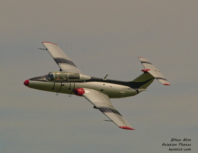 L-29 from Genesee Warbirds at the 2015 Rochester International Air Show.