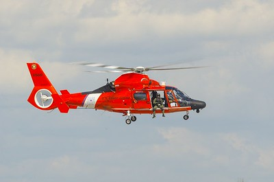 US Coast Guard MH-65 Dolphin