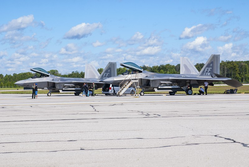 Raptors on the ramp