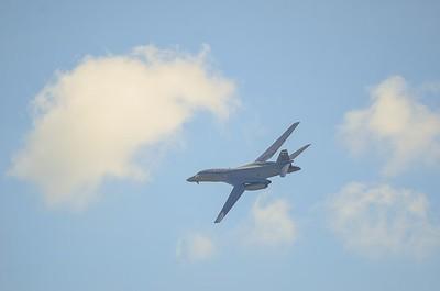 The B-1B Lancer