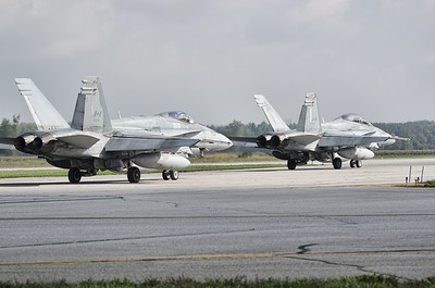 Hornets off to Ottawa for a memorial flypast