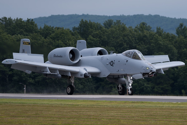 A-10 East Demo Team