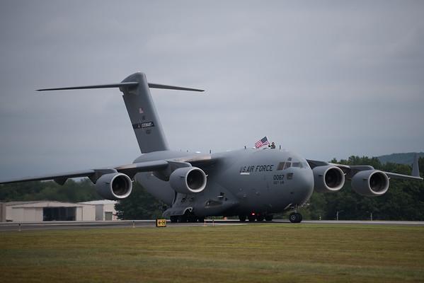 New York Air National Guard C-17