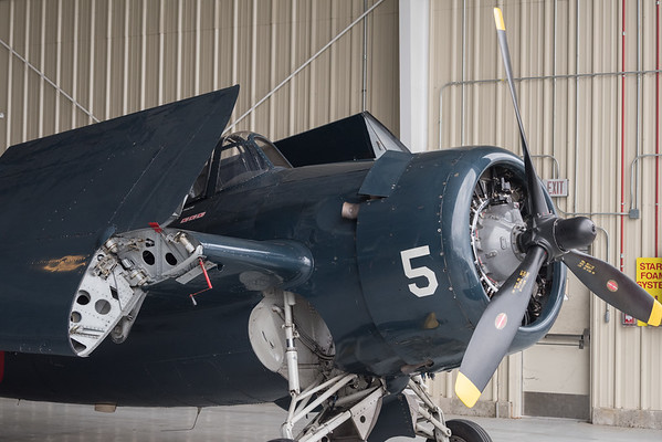 Collings Foundation​ Grumman FM-2 Wildcat