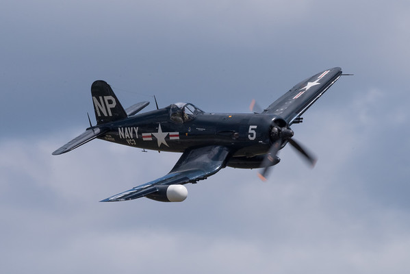 Collings Foundation​ Vought F4U-5NL Corsair