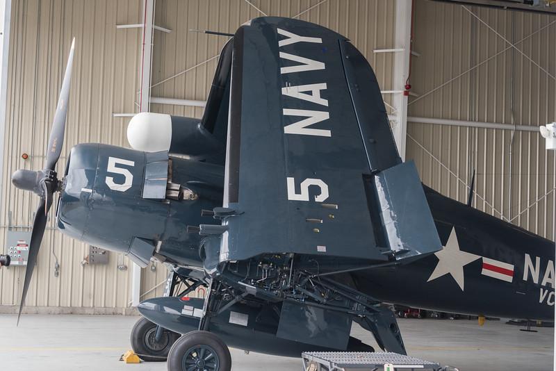 Collings Foundation Vought F4U-5NL Corsair