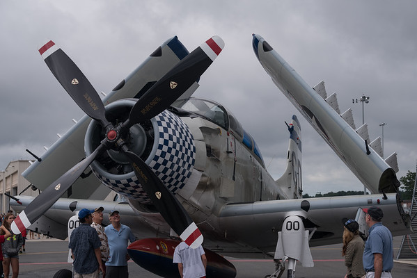 Collings Foundation​ A-1E Skyraider