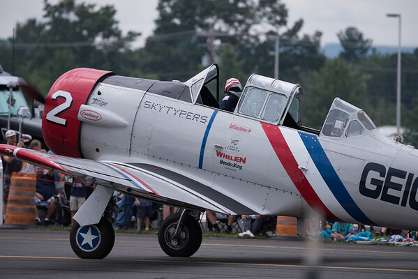 GEICO Skytypers Air Show Team