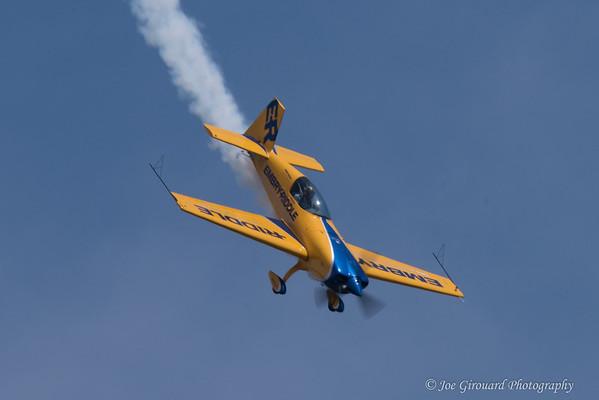 Westfield International Air Show - Practice Day
