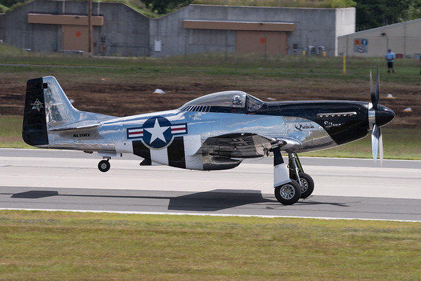 QuickSilver P-51
