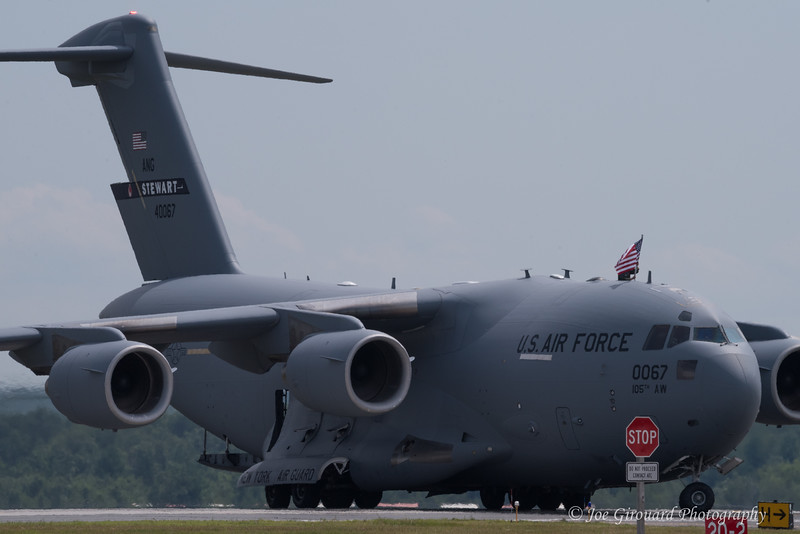 New York Air National Guard C-17