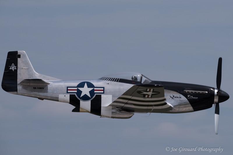 QuickSilver P-51
