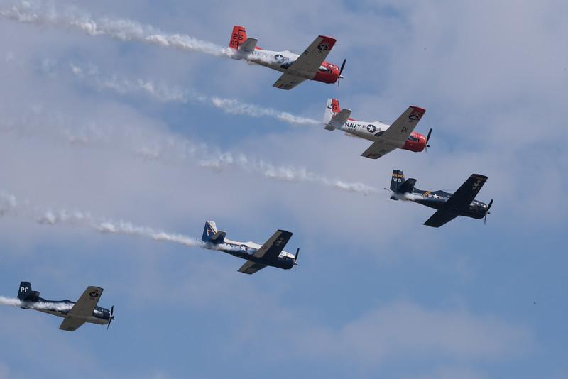 Trojan Horsemen Flight Demonstration Team