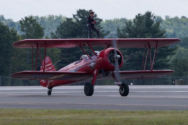 Third Strike Wingwalking