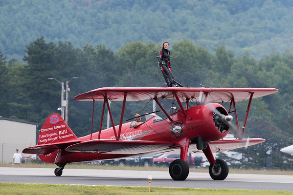 Third Strike Wingwalking