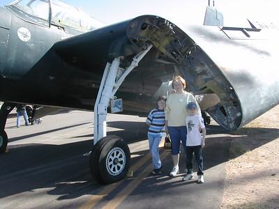 Air Show -Mesa Falcon Field-2003