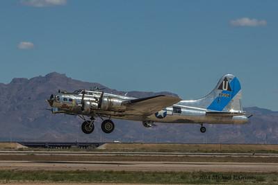 Air Show-Mesa Willams Gateway AZ-2014