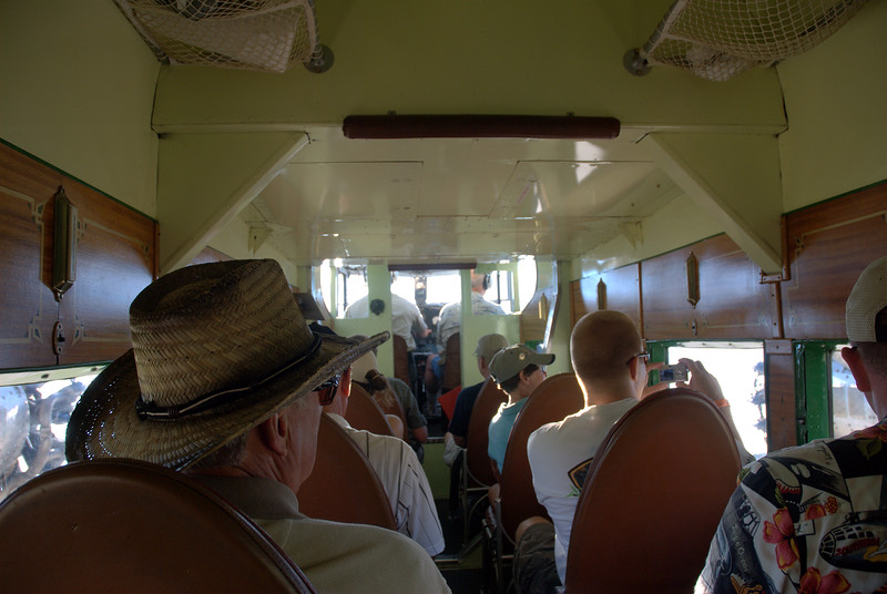 Onboard the EAA Ford Tri-Motor