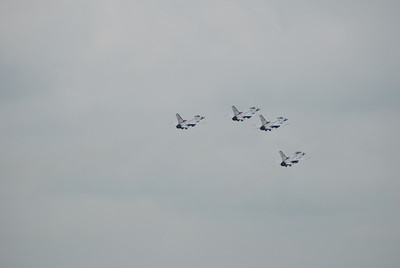 Andrews Air Show Thunderbirds 2009