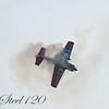 Air Guard Staudacher S-300D <br /> Flat Spin Demo