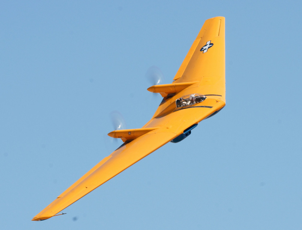 The Flying Wing Apple Valley CA Airshow 2010