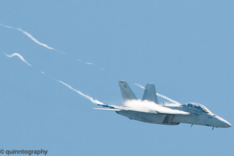 US Navy F/A-18F Super Hornet