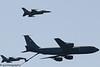KC-135 Stratotanker & F-16's