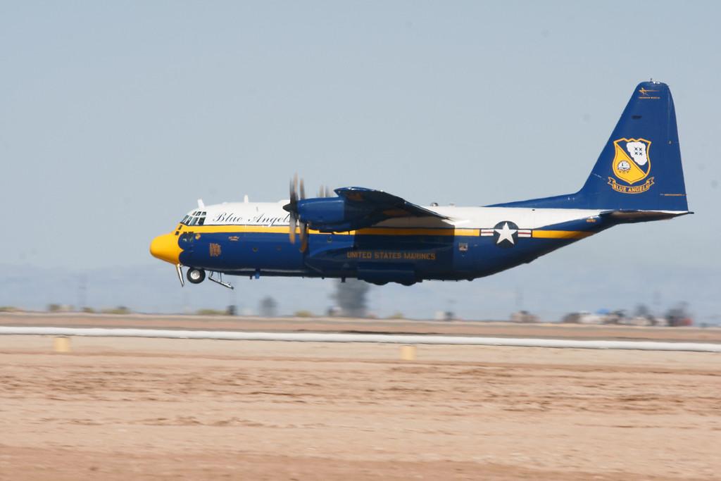 Blue Angels El Centro March 2009
