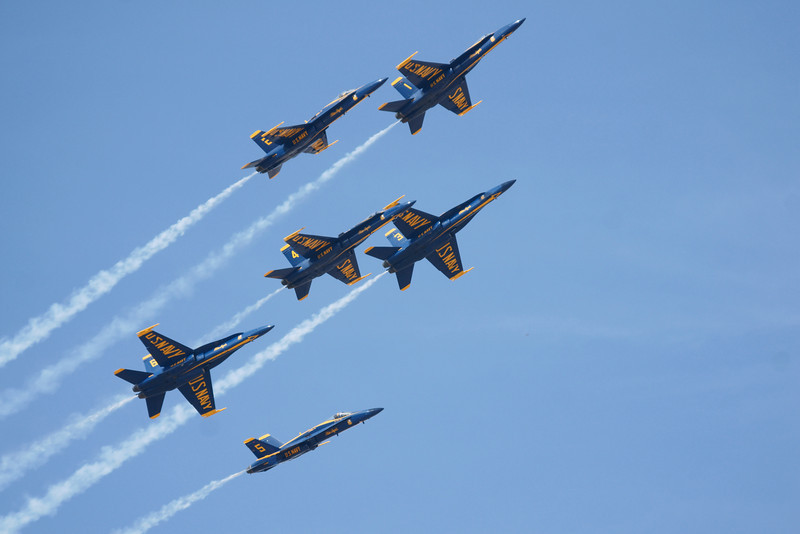 Blue Angels El Centro March 2009