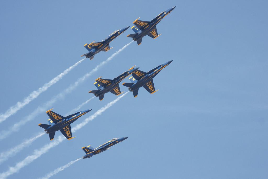 Blue Angels 2009 El Centro Air Show