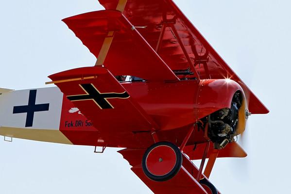 Biplanes & Zeppelins WWI Airshow