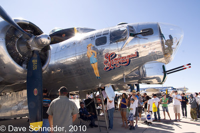 B17 - Sentimental Journey