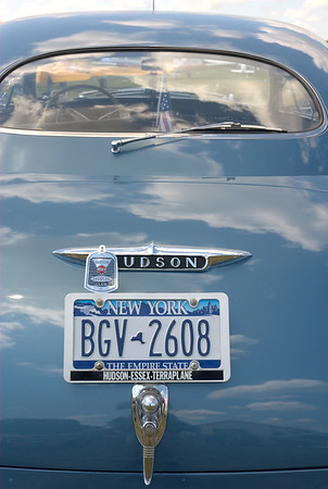 A Hudson owned by a proud American (check the back window)