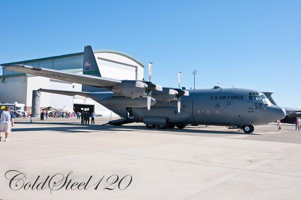 US Air Force C-130 Hercules