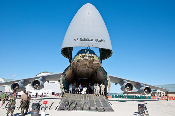 US Air Force C-5 Galaxy