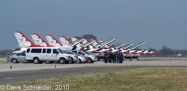 NAS Pt. Mugu Air Show