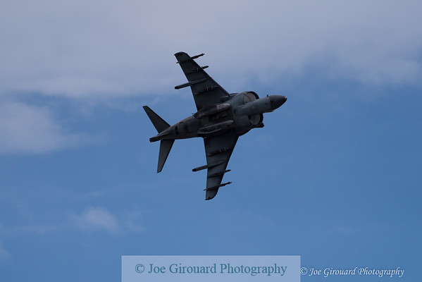 AV-8B Harrier - RI National Guard Open House